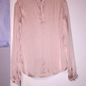 Forever 21 Blush Blouse